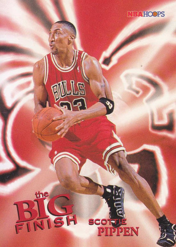 1996-97 hoops big finish scottie pippen bulls