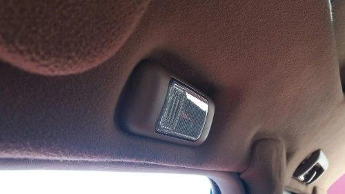 1996 cadillac seville luz interior copiloto delante de toldo