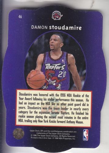 1996 spx damon stoudamire raptors