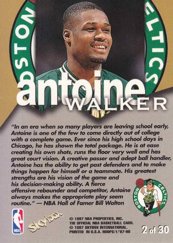 1997-98 hoops talkin' antoine walker celtics