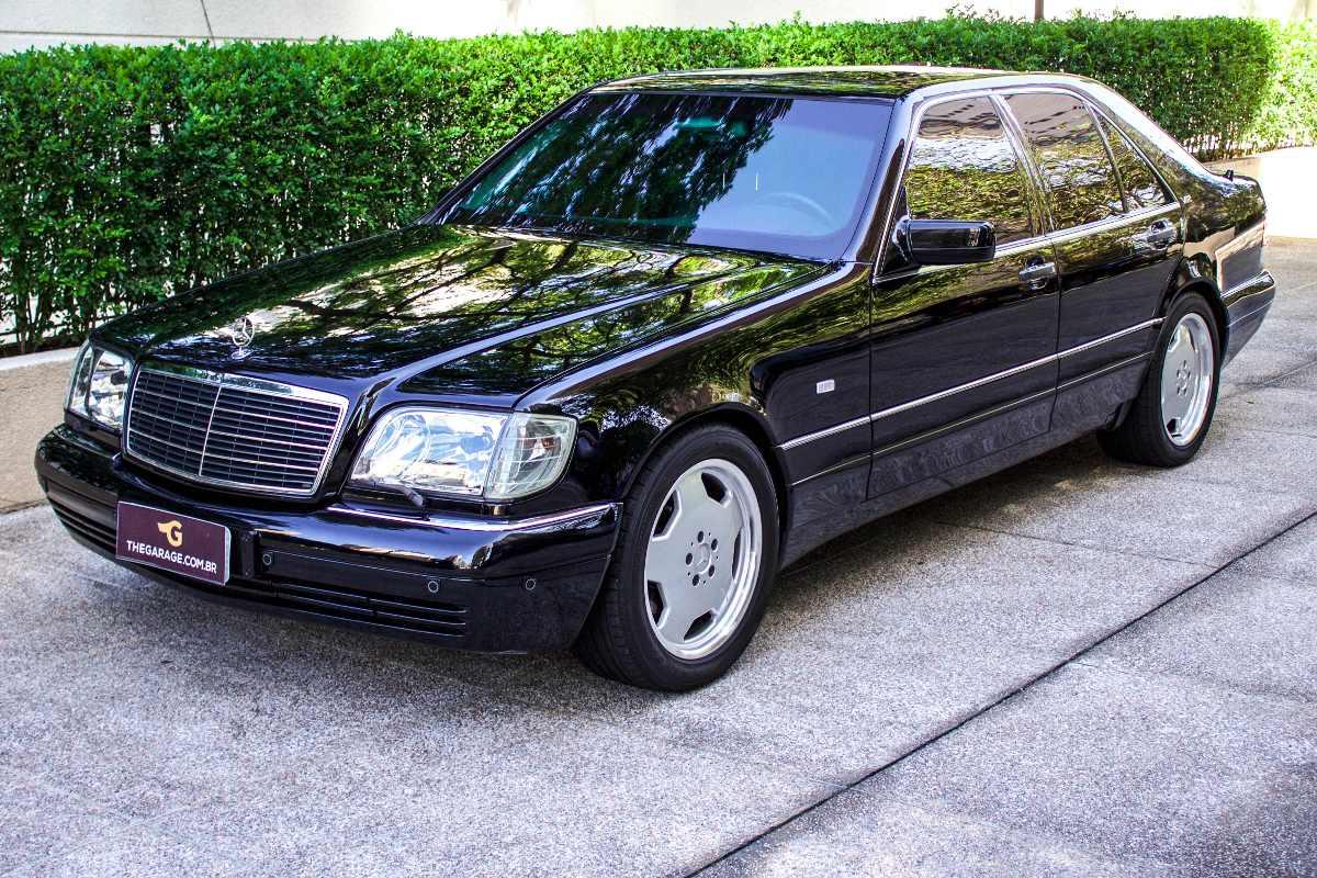 Mercedes Benz S V Blindada D Nq Np Mlb F