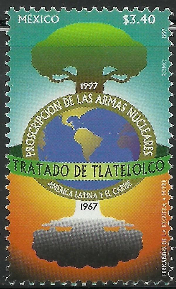 """Резултат с изображение за """"Договорът от Тлателолко"""""""