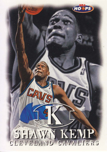 1998-99 hoops shawn kemp cavs