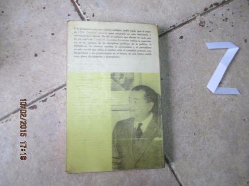 1998: decision suprema - carlos a. gonzalez fernandez