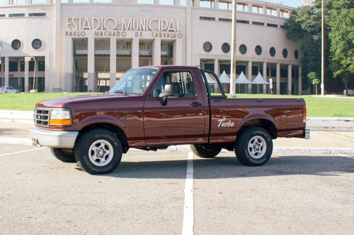 1998 ford f-1000 turbo xl