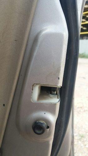1998 honda accord chapa cerradura puerta delantera copiloto