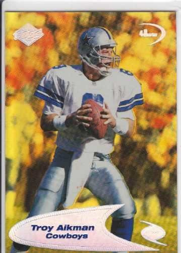 1998 odyssey hologold 4qtr troy aikman cowboys replacement