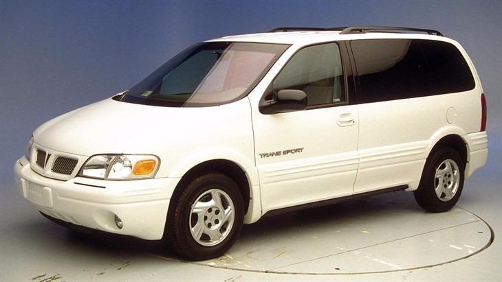 transport tranny Pontiac 1998