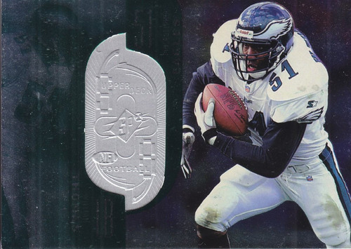 1998 spx finite william thomas lb eagles /10100