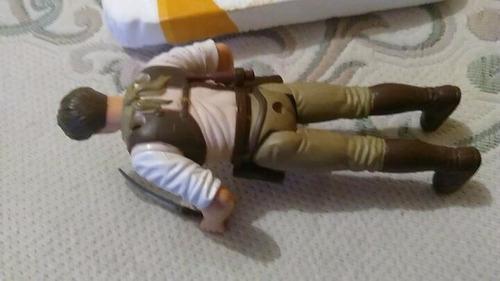 1998 toy island universal the mummy rick o´connel figure