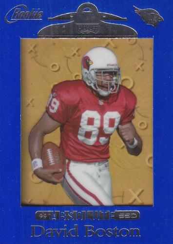 1999 absolute ssd rookie david boston wr cardinals