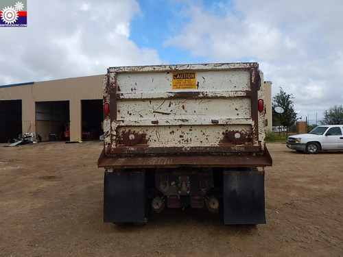 1999 international 4900 6x4 camion de volteo (gm106159)