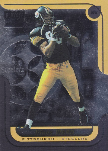 1999 playoff momentum hines ward wr steelers