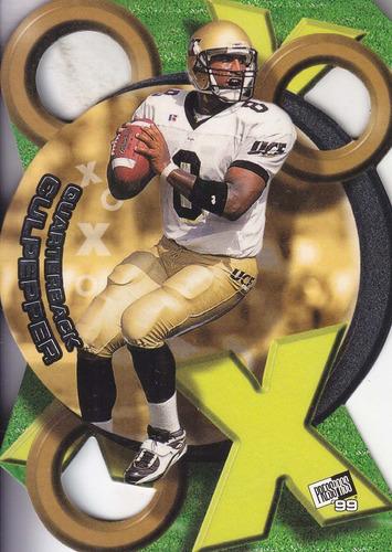 1999 press pass rookie x's & o's daunte culpepper vikings