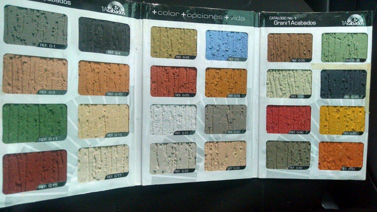 1a revestimientos e grafiado bs en mercado libre - Tipos de revestimientos de fachadas ...