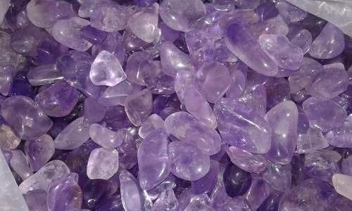 1kg De Amatista Rolada Oferta! Piedras Seleccionadas X Mayor -   750 ... a73f5ea9b6e