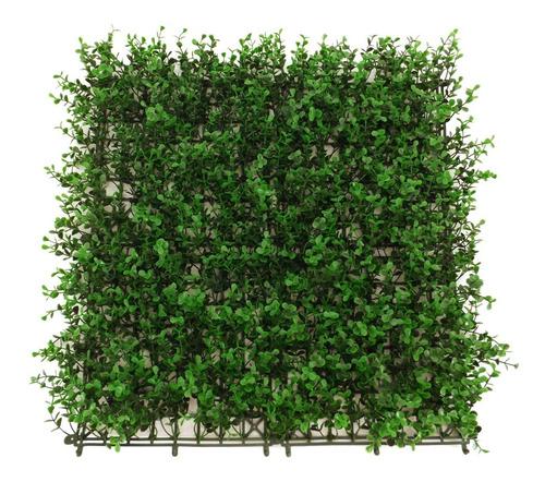 1m2 follaje artificial exterior, green line   envío gratis