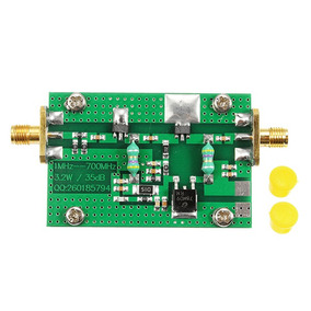 144 148 Mhz Vhf Rf Power Amplifier Pallet 500w With Sma