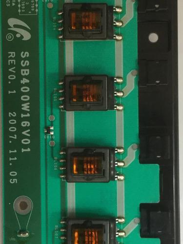 1o* samsung un40a550 inverter ssb400w16v01 inv40b16d