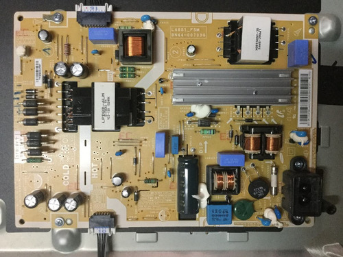 1o*  samsung un40j5300 t-con. bn41-02111a bn97-07970f