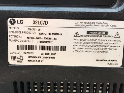 1o* tv lg  32lc7d  t-con  t260xw02 v7/ t315xw02 vd 06a63-11