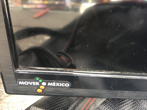1o* tv mover a méxico 24  sin desarmar. aún completa