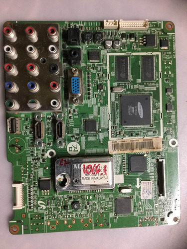 1o* tv samsung pn50a400c2d main bn41-01054a 02763a 02285a