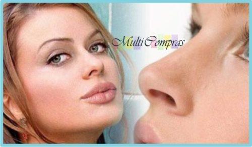 1par de rulav corrector nasal nariz bella 30seg sin cirugia