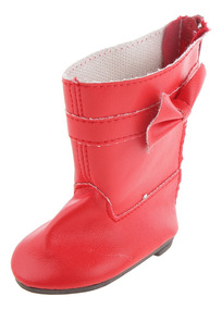 1par De Zapatos Botas Para Muñecas Accesorios Juguetes