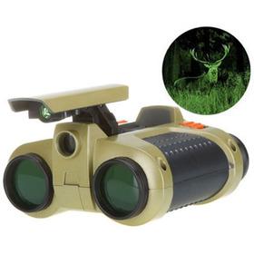 1pc 4x30mm Visor De Visão Noturna Vigilância Espía Alcance