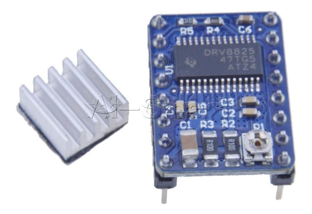 1pcs Driver Drv8825 Motor Nema 23 Impresora 3d Arduino