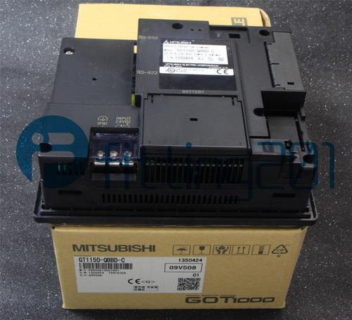 1pcs mitsubishi gt1150-qbbd-c pantalla táctil a estrenar de