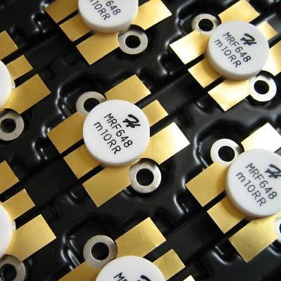 1pcs mrf648 profesional una estación alta frecuencia tubo,