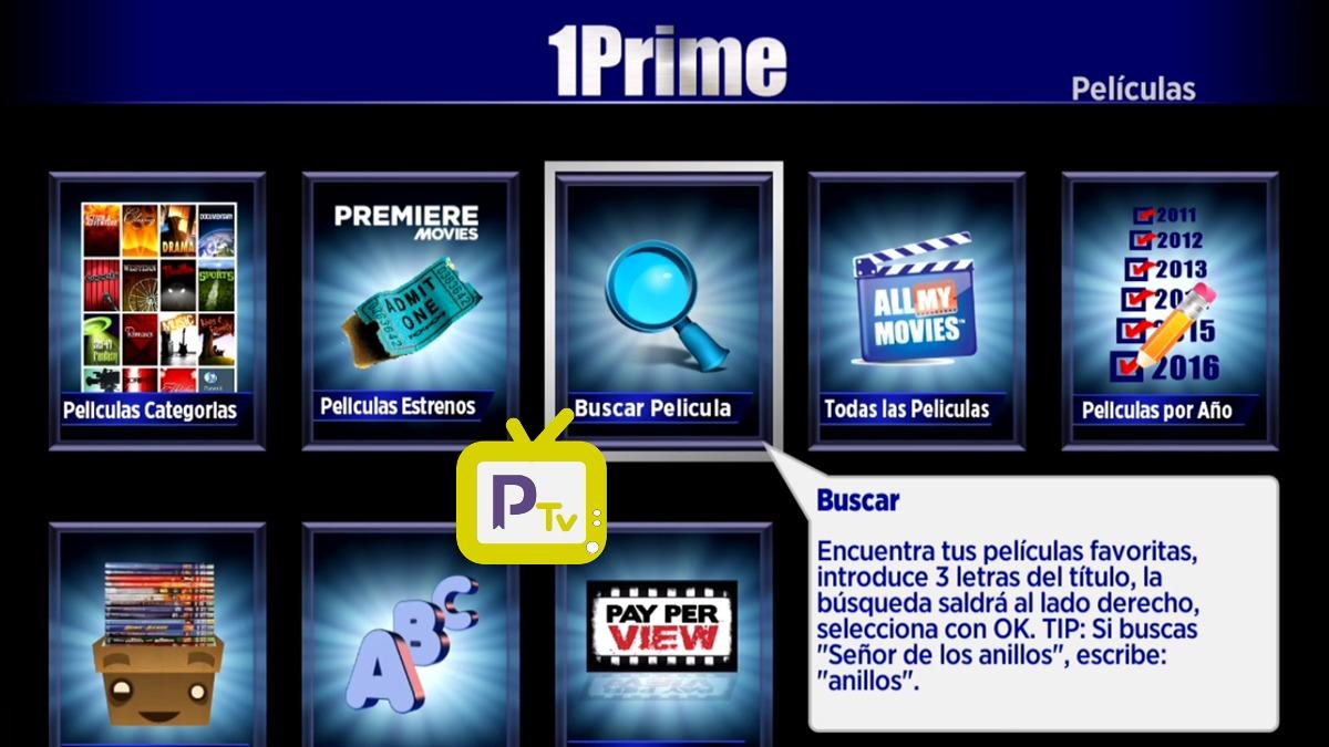 1prime ( Aplicación Para Roku)