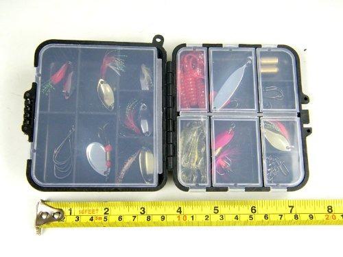1set  33pcs en 1 caja  láser spinner metal