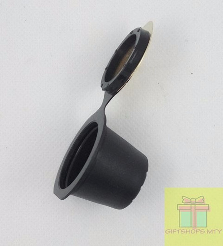 1x capsula recargable rellenable reusable nescafe nespresso