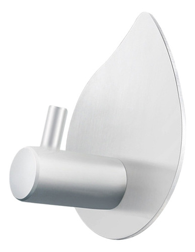 1x gancho adhesivo de pared organizadores de cocina baño