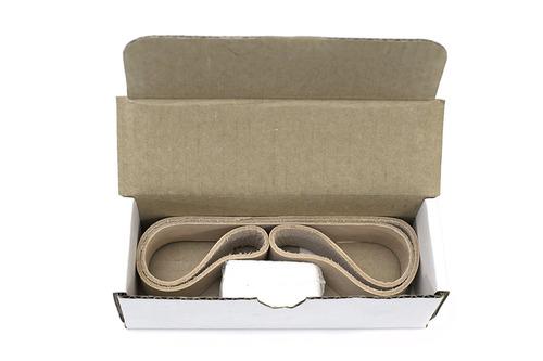 1x42 piel suavizador cinturón - pulido compuesto incluido -