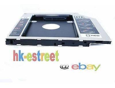 2nd 2.5 HDD SSD Caddy for ASUS X550CC X550CA X550CL GL771JM X553M X553MA X751LD