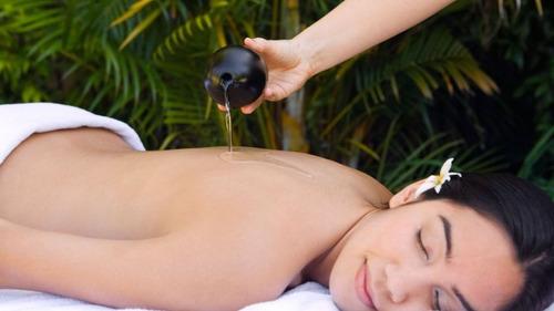 2 aceite corporal masajes aromaterapia relajante estimulante