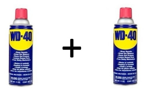 2 aceites afloja todo wd-40 aerosol 11 onzas envio gratis
