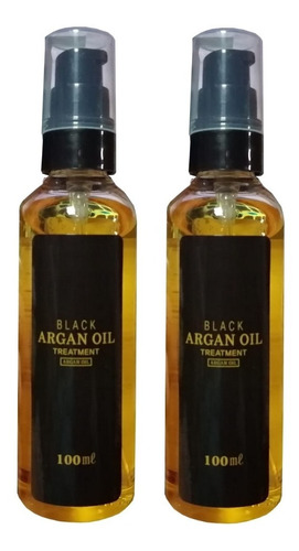 2 aceites de argan nano hair 100ml