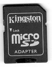 2 adaptador para micro sd