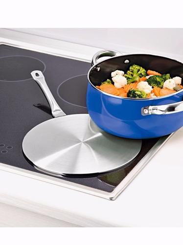 2 adaptadores universales para cocinas inducción por  $ 40