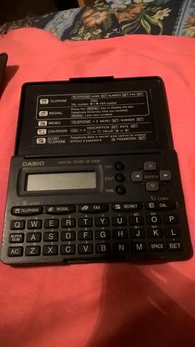 2 agendas electronicas