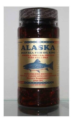 2 alaska omega 3 6 9 de 100 cápsulas blandas
