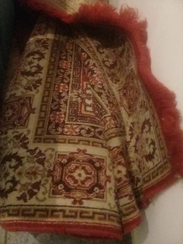 2 alfombras tipo persa (precio total)