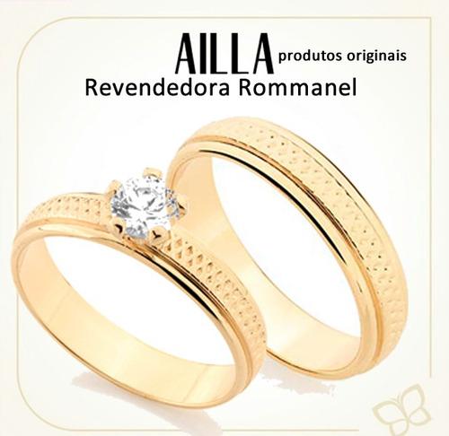 2 alianças noivado namoro compromisso 510916 511402 rommanel