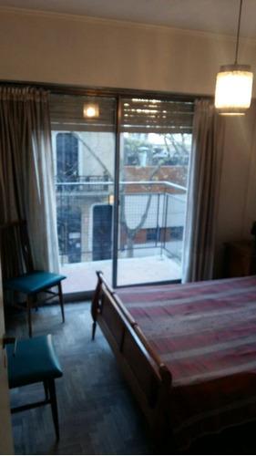 2 amb balcon frente luminoso amplio
