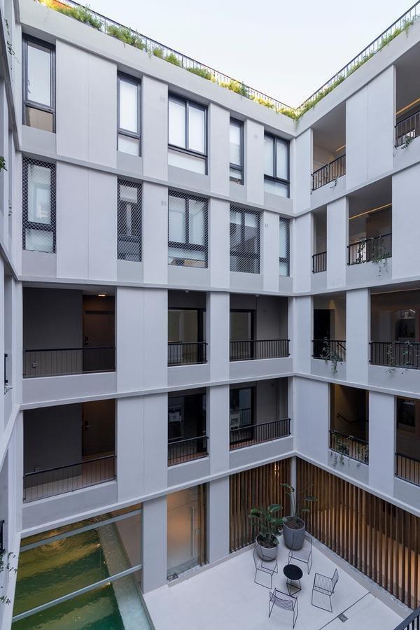 2 amb  con balcón. edificio con amenities